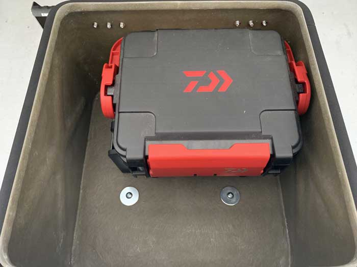 一七式特殊荷箱の積載量④